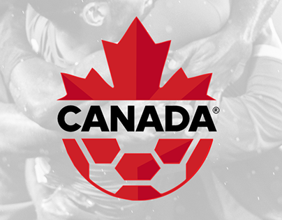 Canadian Soccer Association // Rebrand 2.0
