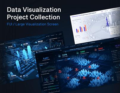 FUI / Data Visualization