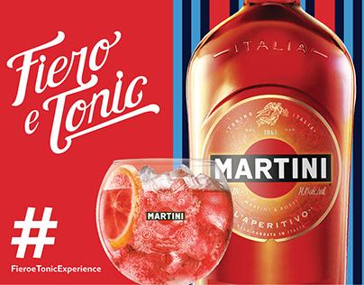 Martini Fiero - Concept Brand Activation (Event)