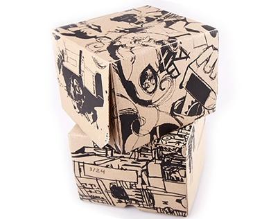 Packaging camisetas, LAB09