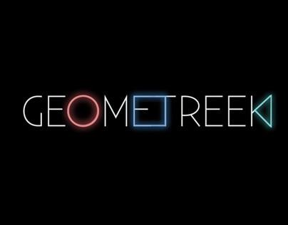UI & Graphic Design_Video game project_Geometreek