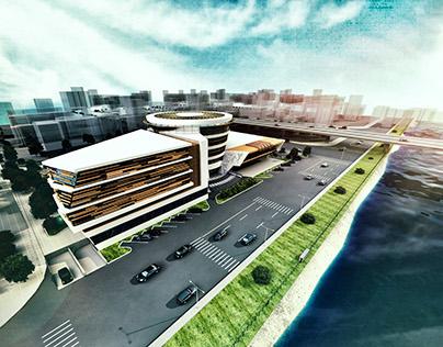 Cultural Center Design Project