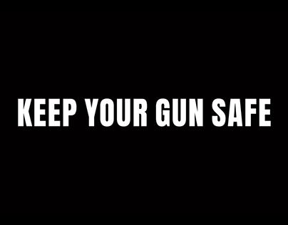 Keep Your Gun Safe