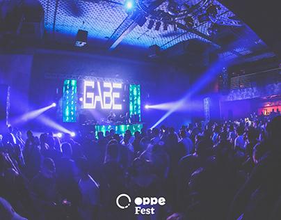Oppe Fest #Gabe