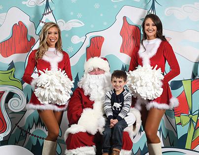 2018 Denver Broncos Family Holiday Party