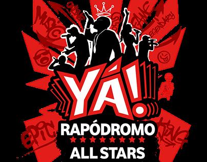 VODACOM - YA! RAPÓDROMO ALL STARS Brand