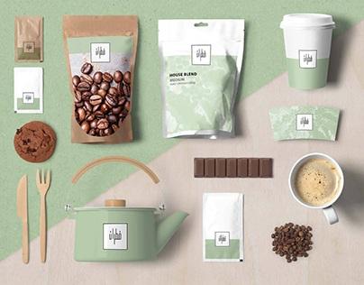 Branding | Qatarat Coffee Shop