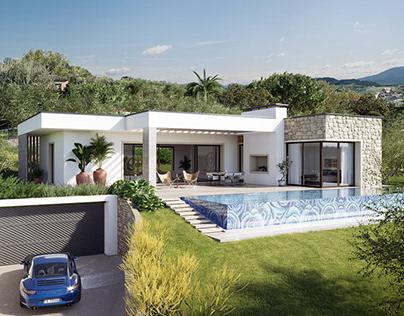 Small Italian Villa