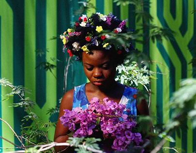 Projeto Black Flower (fotografia)