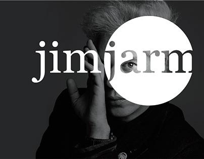 Jim Jarm film festival logo