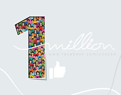 1 million like