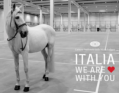 Italia we are with you