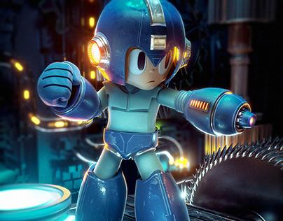 Megaman Fan-art