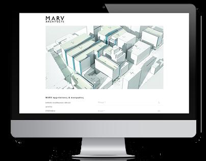 marv.gr | Responsive design & development