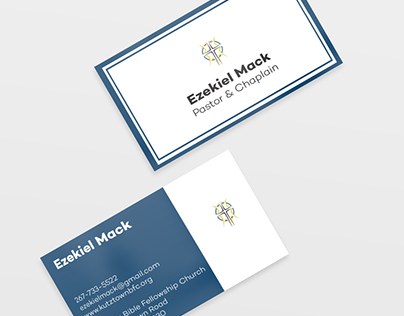 BFC: Zeke's Business Cards