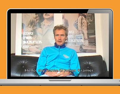 Hello, I am Johan Kramer website