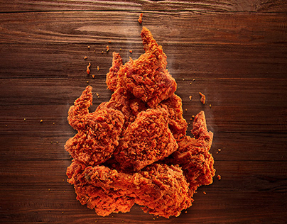 AYAM SPICY MCD