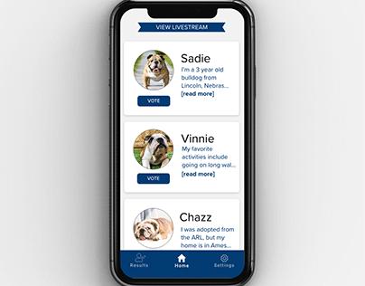 Beautiful Bulldog App
