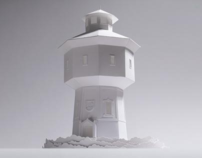 Wasserturm Langeoog