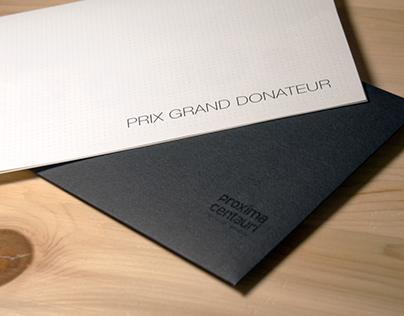 Certificat cadeau - Proxima Centauri