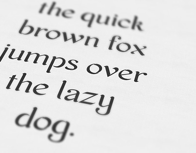 Pero no Mucho Font