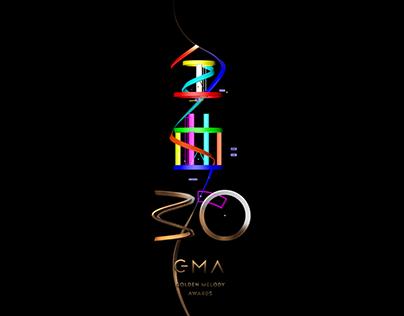 金曲30 GMA30 - motion design & developments