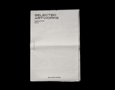 Sketchbook - Selected Artworks
