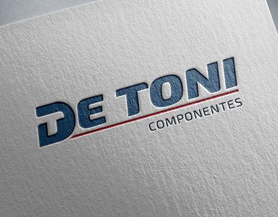 De Toni Componentes // Branding