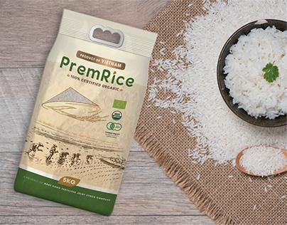 Premrice - Rice Packaging