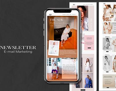 Newsletter - E-mail Marketing