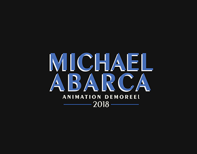 Animation Demoreel 2018