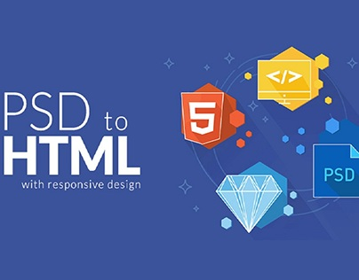 PSD to Responsive HTML, Word Press Conversion Services