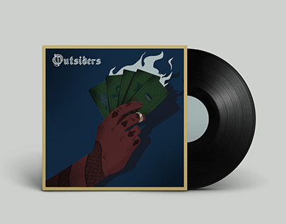 Outsiders-Cover Art