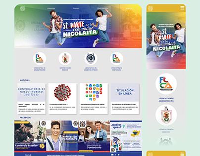 Unidad Profesional de Lázaro Cárdenas - UMSNH