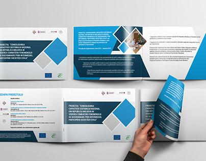 IPP Brochure design