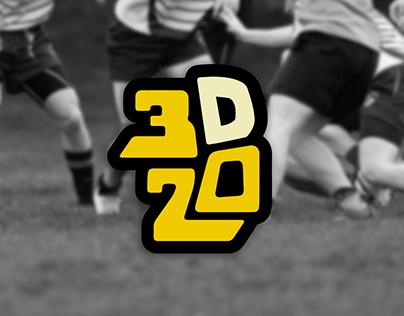3D20 - Branding