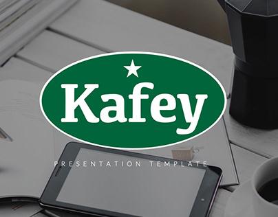 Kafey Business Presentation Template