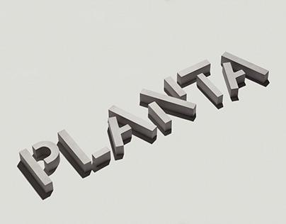 PLANTA - Logotype & Identity