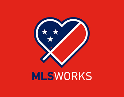 MLS WORKS REBRAND