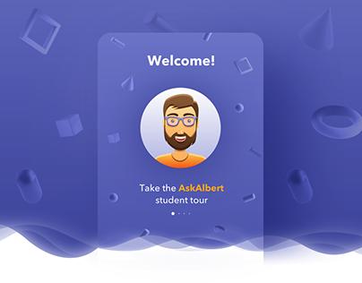 Ask Albert app