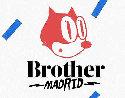 Pósters Brother Madrid