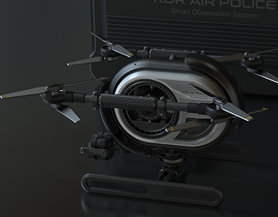 Air Police Drone