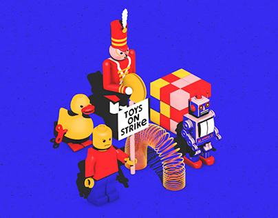 Toys on Strike