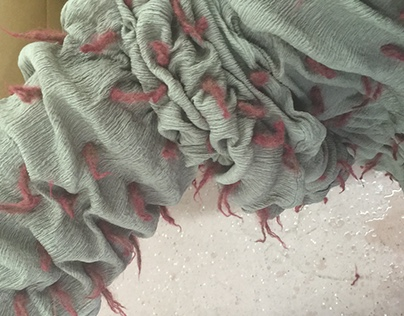 Knitwear with Eckhaus Latta