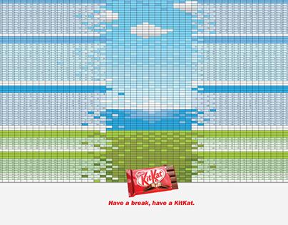 Print KitKat