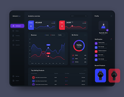 Dribbble collection vol. 1 - Best of 2019