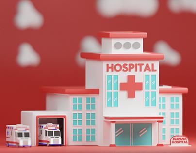 Hospital of Blender