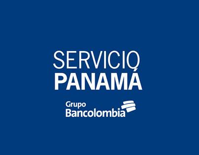 Vídeo campaña Servicio Panamá