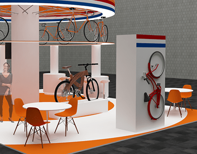 Dutch Cycling embassy, Velo-City, Dublin expo 2019