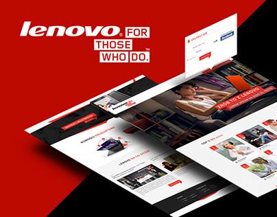 Zrob To z Lenovo - website